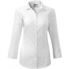Adler Dámská košile s tříčtvrtečním rukávem Style - Bílá