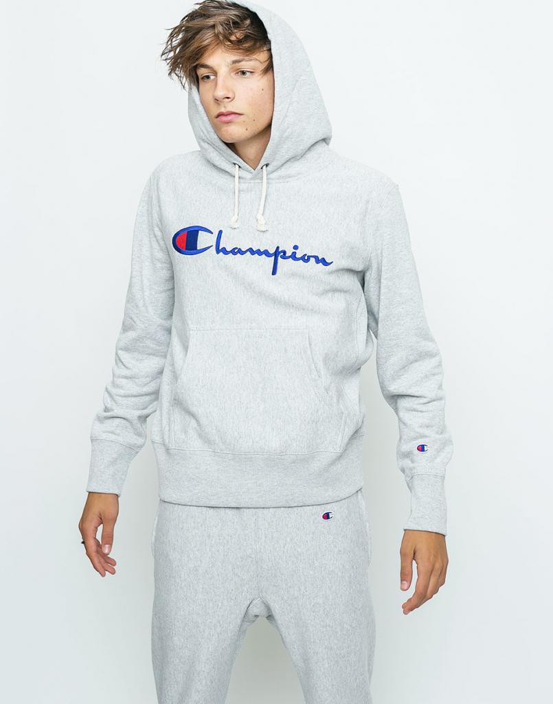 Champion Hooded Sweatshirt LOXGM alternativy - Heureka.cz 1315b2a8f2