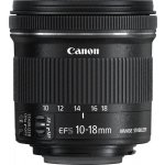 Canon 10-18mm f/4,5-5,6 IS STM