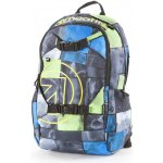 Meatfly Basejumper Watercolor modrá 20l