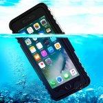 Pouzdro SES Vodotěsný Apple iPhone 6 Plus/6S Plus - černý