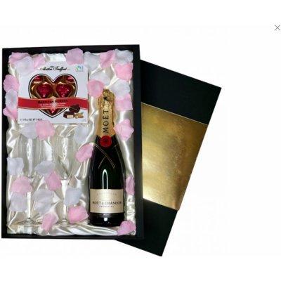 Moët & Chandon Imperial Brut Valentýnský 0,75 l