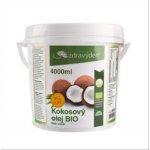 Zdravý den Bio Kokosový olej 4000 ml