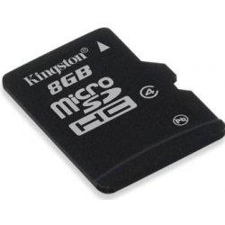 Kingston microSDHC 8GB SDC4/8GBSP