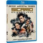 Sicario: Nájemný vrah BD