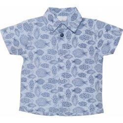 Pinokio Chlapecká košile Sea world modrá od 379 Kč - Heureka.cz 74e33e292f