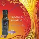 MW BIO Arganový olej kosmetický 100 ml