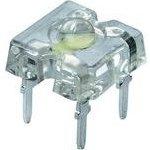 TELUX LED Vishay TLWY 7600 7.6 x 7.6 mm žlutá 585 nm