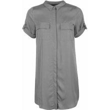 Firetrap Shirt Dress dámské Grey
