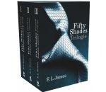 Kolekce: Fifty Shades - Padesát odstínů 1-3 - E.L. James
