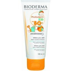 Bioderma Photoderm Kid mléko na opalování SPF50+ 100 ml