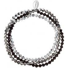 Swarovski Elements náramek 33081.5 silver