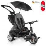 PUKY Dětská tříkolka CAT S6 Ceety City Premium černá
