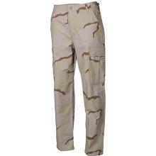 Kalhoty BDU-RipStop desert 3 barvy