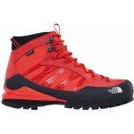 The North Face pánské turistické boty M VERTO S3K II GTX WU5 červená 9a3de9dc8c