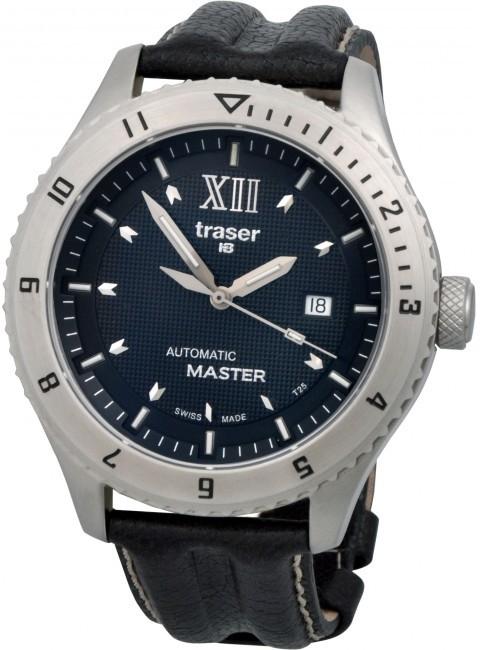 1fc3336d4 Traser Classic Automatic Master Leather od 28 600 Kč - Heureka.cz