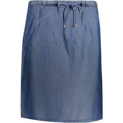 Alpine Pro Voria dámská sukně LSKT291 tmavě modrá