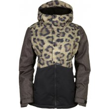 Authentic Rumor Insulated Jacket leopard clrblk 2017