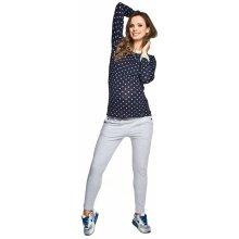 Torelle Rodez těhotenské kalhoty šedé