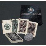 USAopoly Court of the Dead: Luxusní hrací karty