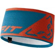 Dynafit Čelenka Leopard Logo Headband methyl blue