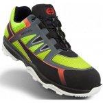 Pracovní obuv bezpečná RUN-R 110 LOW S1P zelené