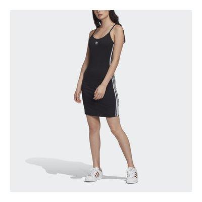 Adidas Originals šaty Tank FM3270 černá