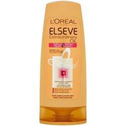 Balzámy na vlasy L´Oréal Elséve Extraordinary Oil vyživující balzám na vlasy 200 ml