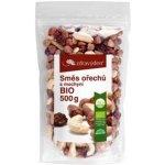 Zdravý den Směs ořechů s mochyní Bio 500 g