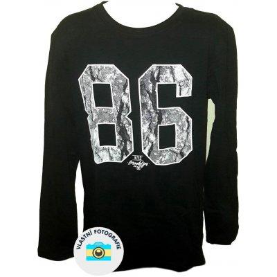 chlapecké triko Primark černé