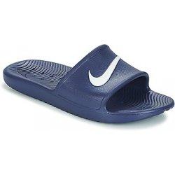 04d290da821 Nike pantofle KAWA SHOWER SLIDE Modrá od 484 Kč - Heureka.cz