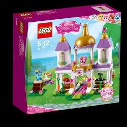 Lego Disney 41142 Mazlíčci z paláce královský hrad Heureka.cz