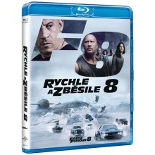 Rychle a zběsile 8 / Fast And Furious 8 BD