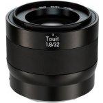 Carl Zeiss Touit 32mm f/1,8 E Sony NEX