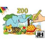 Zoo Omalovánky A5