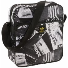 adidas SIR BAG FOTOPRINT bílá