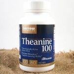 Jarrow L Theanin 100 mg x 60 kapslí