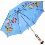 Dětský deštník Bino pirát