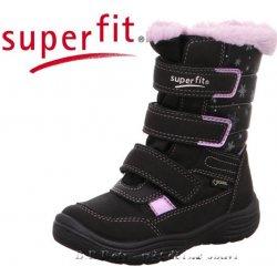 Zimni boty superfit 33. Dětská bota Superfit 3-09092-00 Crystal schwarz lila 57ed709ae6