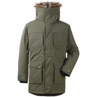 Didriksons kabát Reidar pánský zelená