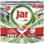 Recenze Jar Platinum Plus kapsle do automatické myčky nádobí Vše v jednom Lemon 100 ks