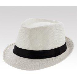 Art of polo slaměný klobouk Malaga bílý alternativy - Heureka.cz 179b0ed955