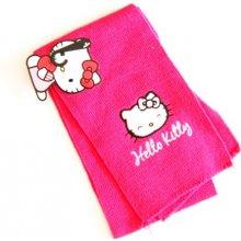 šála Hello Kitty růžová