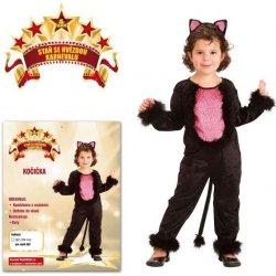 Dětský karnevalový kostým Kostým Kočička