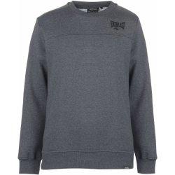 Pánská mikina Everlast Crew Neck Sweatshirt Mens Charcoal Marl 3e8f8cb192