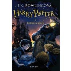 Harry Potter a Kámen mudrců J. K. Rowlingová