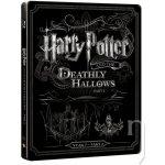 Harry Potter a Relikvie smrti - část 2. BD