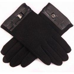 5b475397edb pánské zimní rukavice pro dotykové displeje hnědá alternativy ...