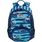 Scout dětský batoh oceán