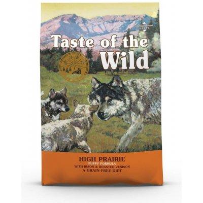 Taste of the Wild High Praire Puppy 28/17, 12,2 kg